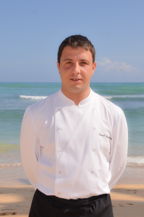 Our new Executive Chef at Breathless Punta Cana, Daniel Landaberea!