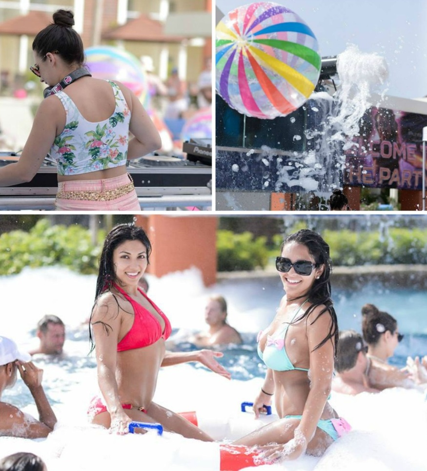 There's always something fun going on at Breathless Punta Cana Resort & Spa!