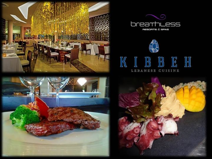 Excite your senses with the flavorful Lebanese cuisine served up at Kibbeh.