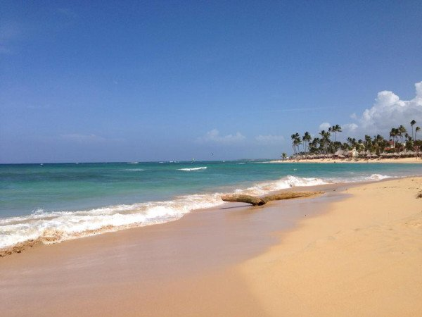 Your contributions to the Rainforest Alliance could land you on this beautiful beach at Breathless Punta Cana Resort & Spa!