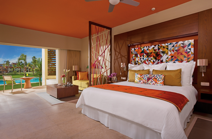 Your honeymoon swim-up suite is waiting at Breathless Punta Cana Resort & Spa!