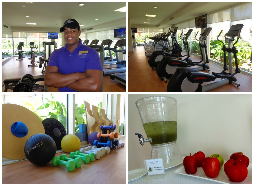 PicMonkey Collage fitness