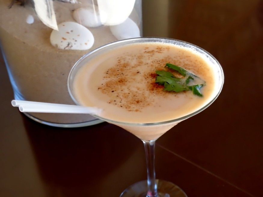 This tasty temptation should be your first drink at Breathless Punta Cana Resort & Spa!
