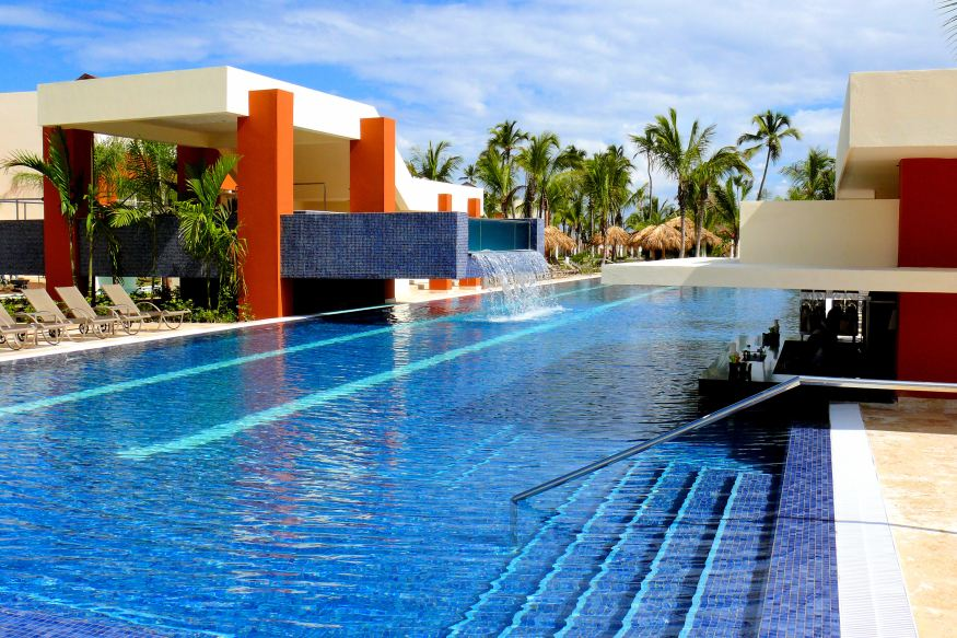 We don't mind this view at Breathless Punta Cana Resort & Spa!