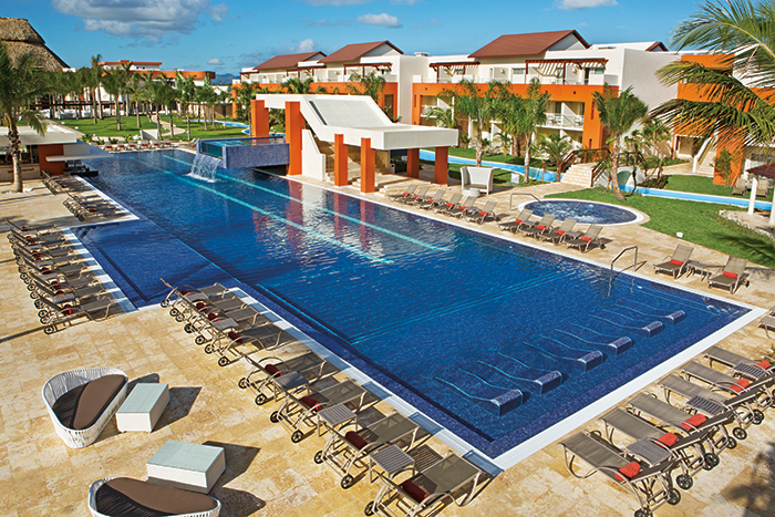 You'll love the venue for your bachelorette bash at Breathless Punta Cana Resort & Spa!