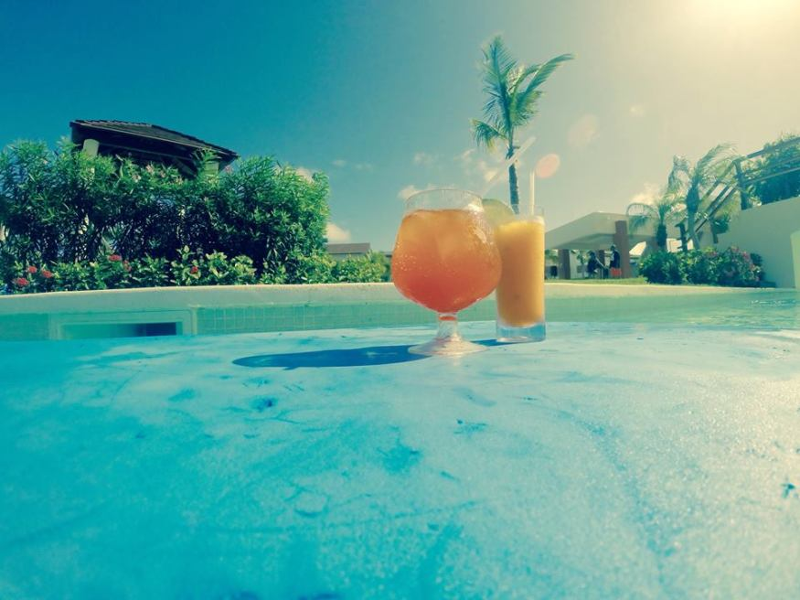 What better way to kick off the day than some tasty cocktails at Breathless Punta Cana Resort & Spa?