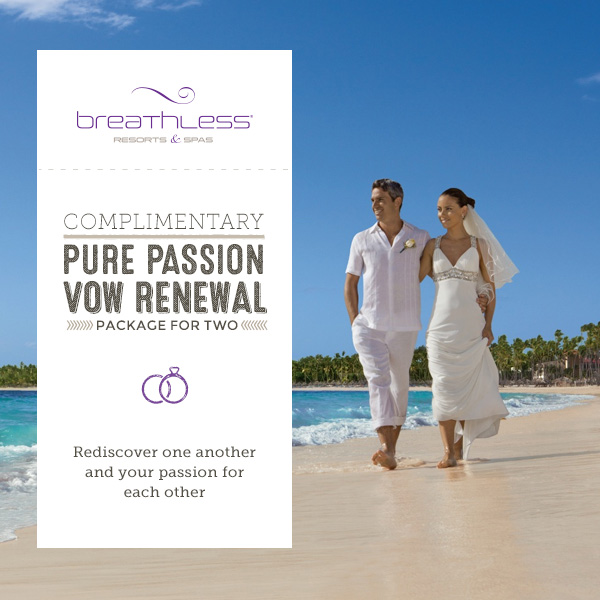Pure Passion Vow Renewal