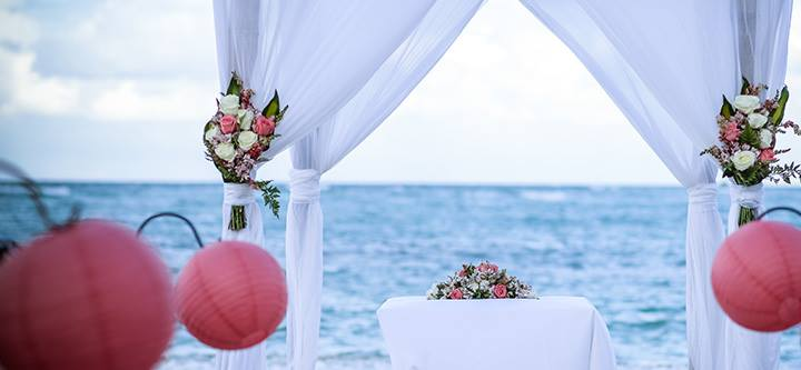 Set the stage for the rest of your life together at Breathless Punta Cana Resort & Spa!