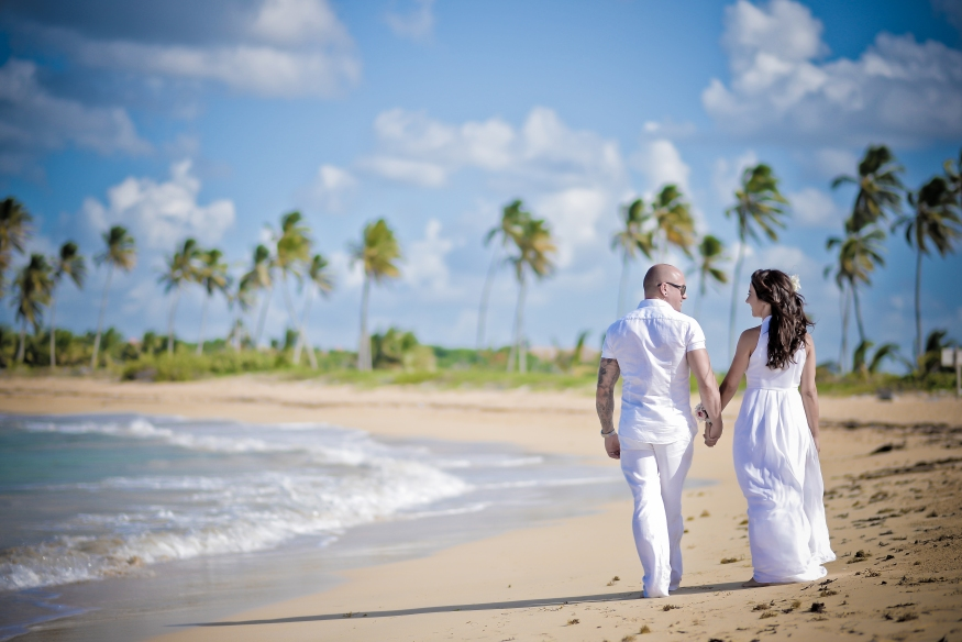 Celebrate your love for each other and for the environment at Breathless Punta Cana Resort & Spa!