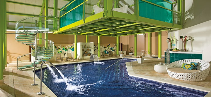 Embrace paradise down by the sea and in the Breathless Spa at Breathless Punta Cana Resort & Spa!