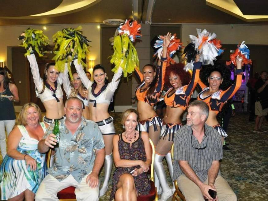 When we celebrate the Super Bowl, team spirit runs wild at Breathless Punta Cana Resort & Spa!