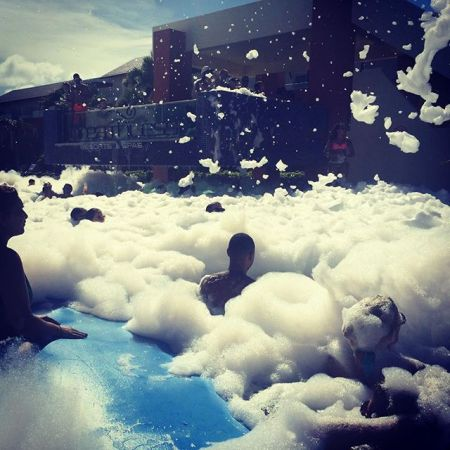 To do- Sam S- Foam party