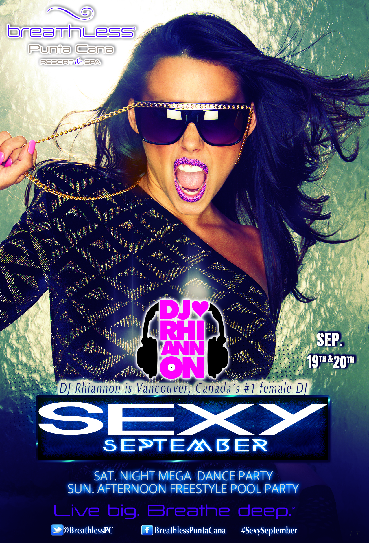 We Partied All Month Long! #SexySeptember